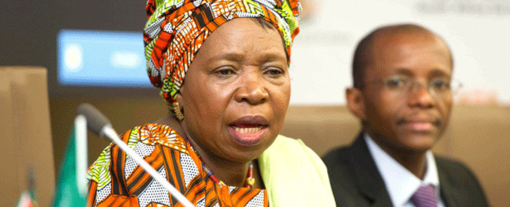 FILE: Minister in the Presidency Nkosazana Dlamini Zuma. Picture: GCIS
