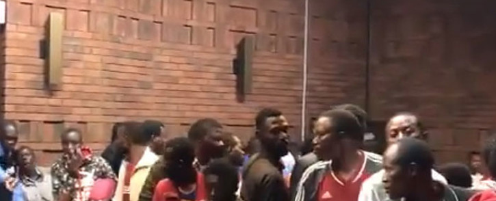FILE: Foreign nationals appeared in the Pretoria Magistrates Court on 18 November 2019 over clashes with the police, which saw 24 officers being injured. Picture: EWN