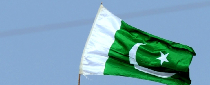 Pakistan flag. Picture: AFP.
