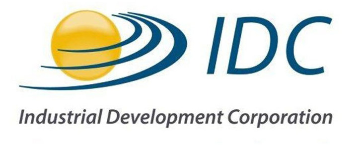 The Industrial Development Corporation (IDC) logo. Picture. Supplied.