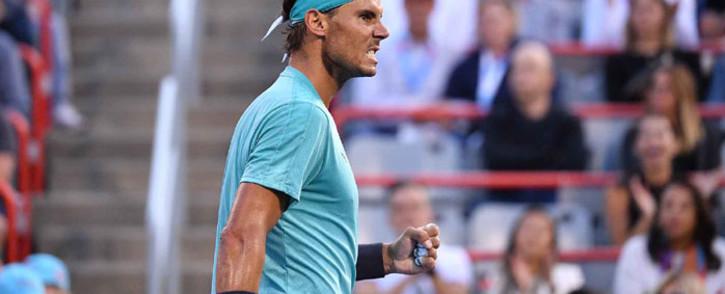 Rafa Nadal. Picture: @ATP_Tour/Twitter