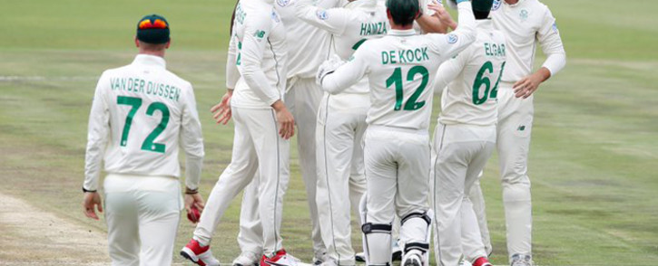 FILE: The Proteas Test squad will be unchanged ahead of the remaining two of the four-match series against England. Picture: CSA/Twitter