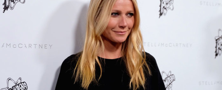 FILE: Actress Gwyneth Paltrow. Picture: AFP.