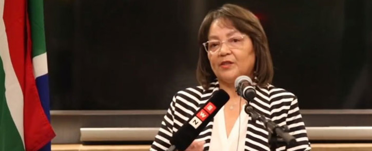 FILE: Public Works and Infrastructure Minister Patricia de Lille. Picture: Cindy Archillies/Eyewitness News