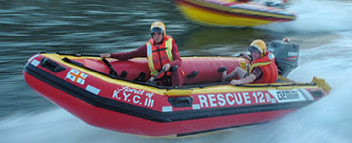 The National Sea Rescue Institute in action. Picture: Supplied