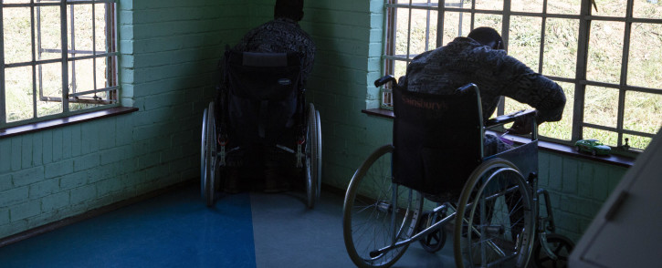 FILE: Patients at the Takalani Home for the mentally disabled in Soweto. It was one of the institutions affected during the Life Esidimeni tragedy. Picture: Ihsaan Haffejee/EWN