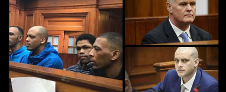 Stellenbosch cops were commended for their work three high-profile murder cases, including the Hannah Cornelius murder case, Van Breda family murder and the Jason Rohde murder trial. Picture: EWN