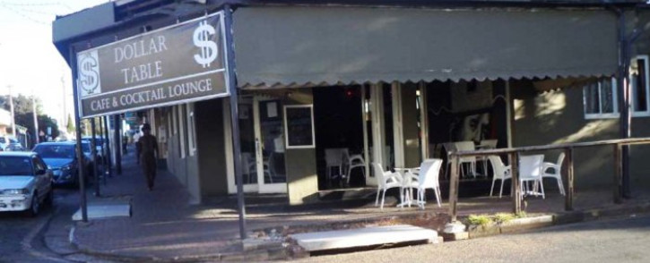 The owner of the Dollar Table bar in Melville is expected to appear in court this morning in connection with the murder of Thulani Popoyi. Picture: Zomato.
