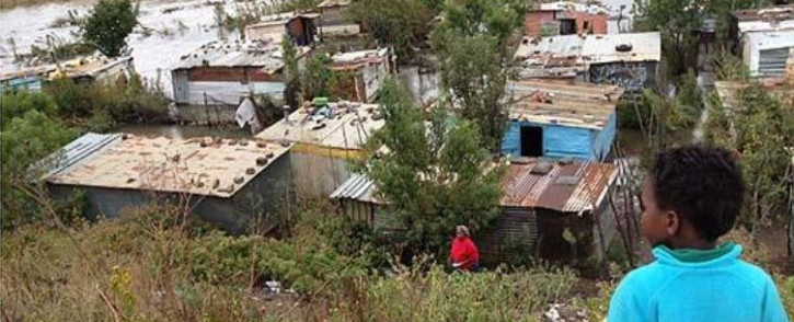 FILE: Community members say some of the existing houses still do not have electricity. Picture: Govan Whittles/EWN.