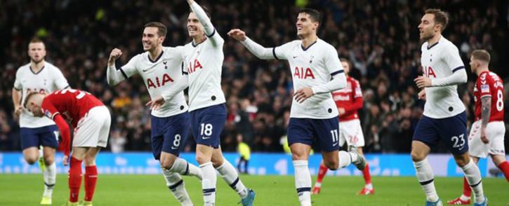 Tottenham Hotspur. Picture: Twitter@SpursOfficial