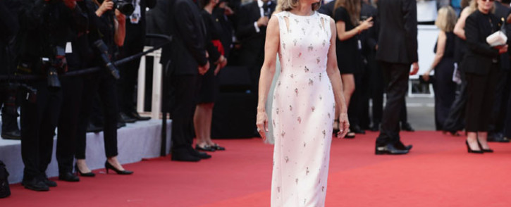Jodie Foster at the Cannes Film Festival on 6 July 2021. Picture: @Festival_Cannes/Twitter