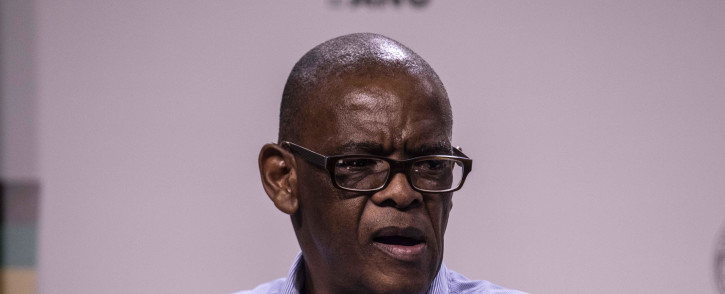 ANC secretary general Ace Magashule. Picture: Abigail Javier/EWN