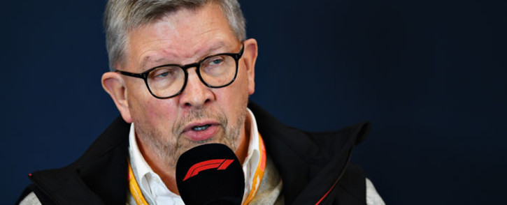 FILE: Ross Brawn, Managing Director (Sporting) of the Formula One Group, talks in a press conference to announce the rules for the 2021 Formula One season during previews ahead of the F1 Grand Prix of USA at Circuit of The Americas on 31 October 2019 in Austin, Texas. Picture: AFP