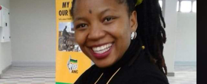 ANC Western Cape Provincial Legislature Member Ayanda Bans. Picture: Facebook.