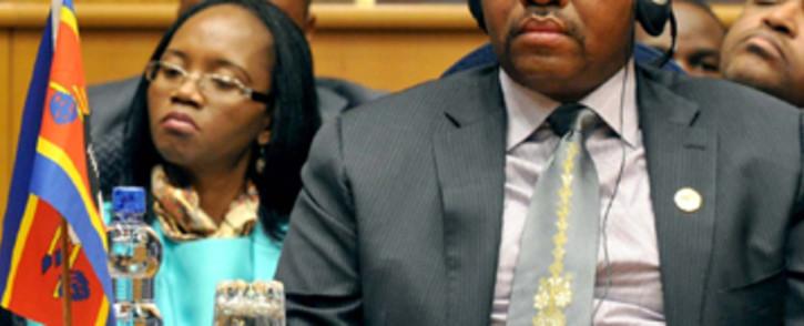 FILE: King Mswati III of Eswatini. Picture: GCIS