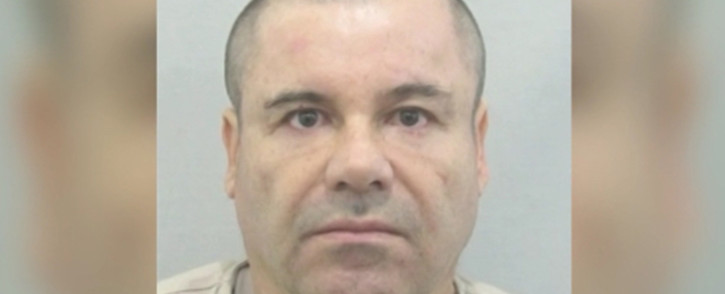 "Mexican druglord ""El Chapo"" Guzman is on the run from police after making a daring escape from Mexico's most secure prison. Picture: Supplied/EWN."