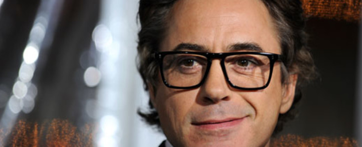FILE: Robert Downey Jr is the highest-paid actor for 2012/13. Picture: AFP.