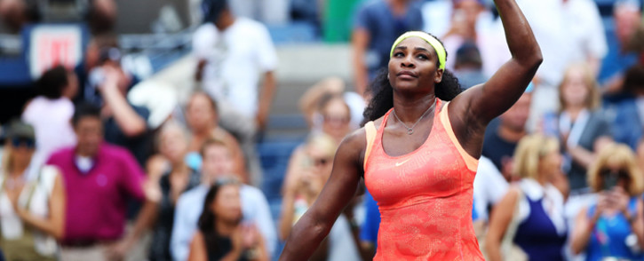 FILE. Serena Williams of the United States. Picture: AFP.