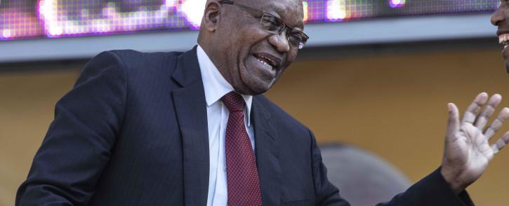 FILE: Former President Jacob Zuma. Picture: Abigail Javier/EWN.