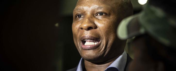 FILE: Deputy State Security Minister Zizi Kodwa. Picture: Abigail Javier/EWN.