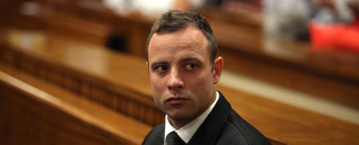 FILE: Oscar Pistorius in the High Court in Pretoria on 5 March 2014. Picture: Pool