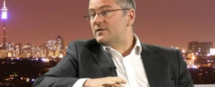 FILE: Financial and Fiscal Commission (FFC) deputy chairperson Michael Sachs. Picture: YouTube screengrab.