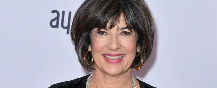 FILE: British/Iranian journalist Christiane Amanpour arrives for the 47th Annual International Emmy Awards at New York Hilton in New York City on 25 November 2019.