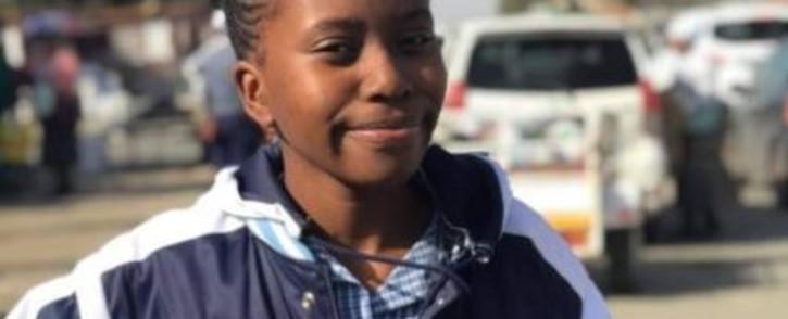 Asithandile Zozo was stabbed multiple times on Monday. Picture: Zozibin Tunzi/Twitter