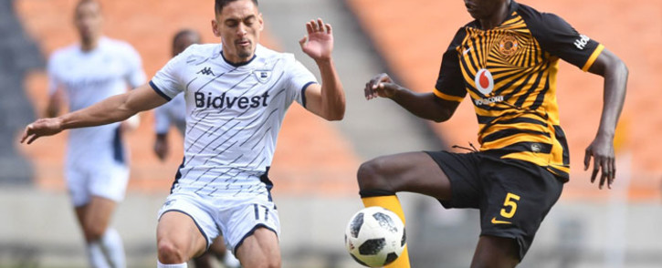Bidvest Wits beat Kaizer Chiefs 1-0 in their Absa Premiership match on 30 August 2020. Picture: @KaizerChiefs/Twitter