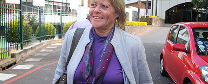 DA MP and former prosecutor Glynnis Breytenbach. Picture: Mandy Wiener/EWN""