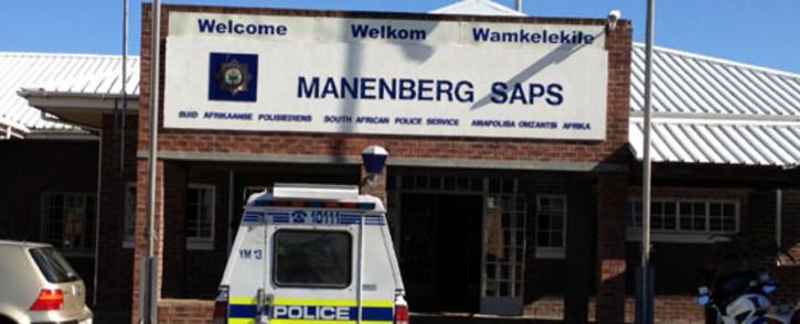 FILE: Manenberg Police Station. Picture: EWN