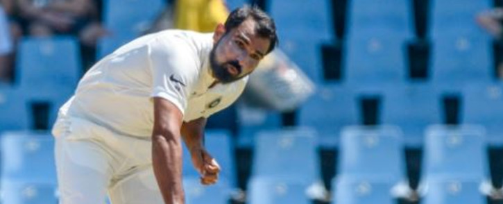 FILE: Indian cricketer Mohammed Shami. Picture: Twitter.