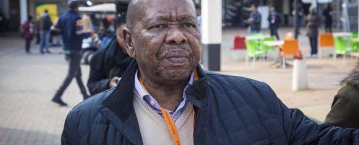 Former Minister of Higher Education Blade Nzimande at the ANC national policy conference on 4 July 2017. Picture: Thomas Holder/EWN