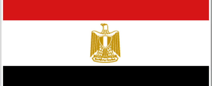 Egyptian flag. Picture: Facebook