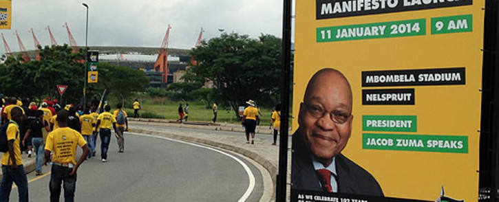 Sacci's Neren Rau says the ANC should tread carefully when it comes to the national minimum wage. Picture: Reinart Toerien/EWN