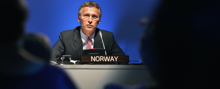 FILE: Nato chief Jens Stoltenberg. Picture: United Nations.