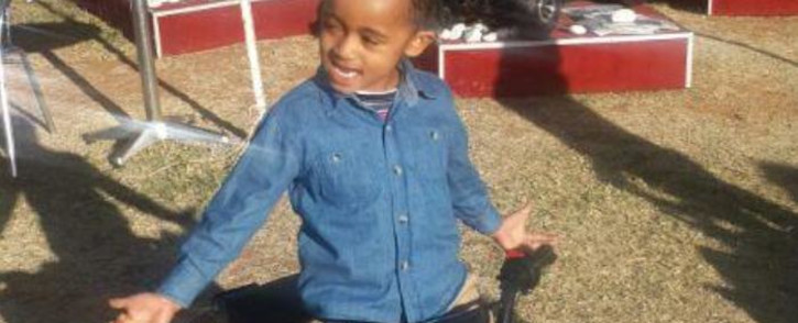 A four-year-old boy was killed after being dragged from his mother's car which was hijacked. Picture: Supplied.