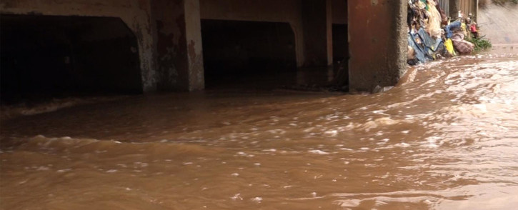 FILE: Flooding in Gauteng after heavy rain. Picture: EWN