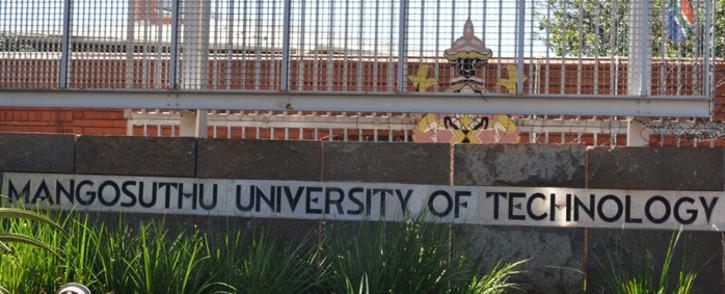 The Mangosuthu University of Technology. Picture: MUT Facebook page