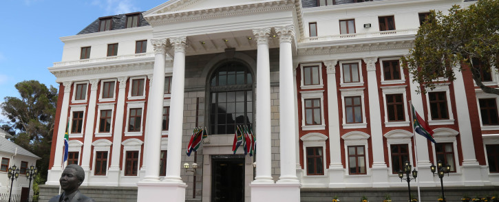 Parliament of South Africa in Cape Town. Picture: EWN