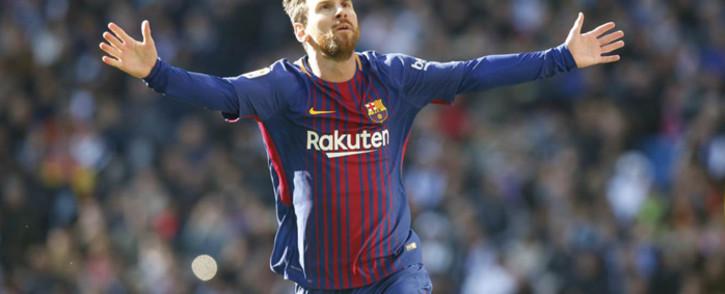 Lionel Messi. Picture: @FCBarcelona/Twitter.