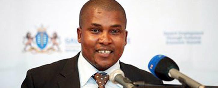 Gauteng MEC for Economic Development Nkosiphendule Kolisile. Picture: www.ecodev.gpg.gov.za
