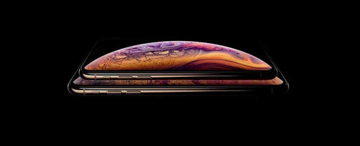 The new iPhone XS and XS Max. Picture: Facebook.com/pg.apple