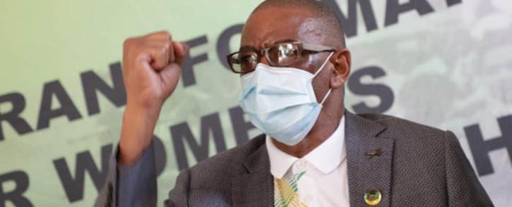 Ace Magashule. Picture: Boikhutso Ntsoko/Eyewitness News.