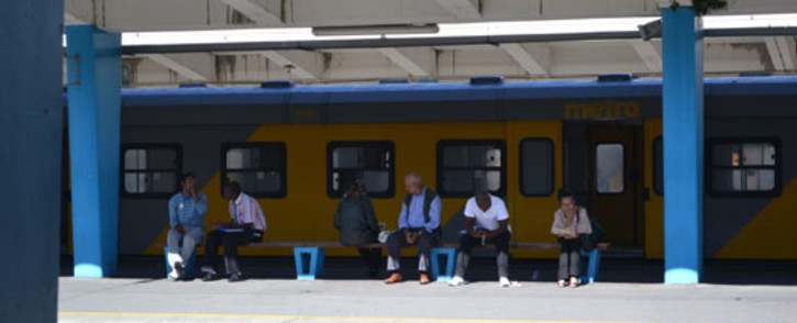 Metrorail train driver JP du Plessis was found with stab wounds at a Pretoria station.