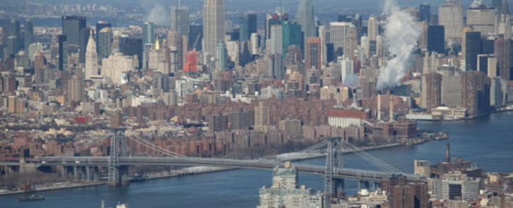 New York City. Picture: AFP
