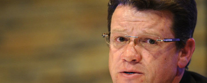 FILE: Impala Platinum Chief Executive at Rustenburg operations Mark Munroe. Picture: AFP