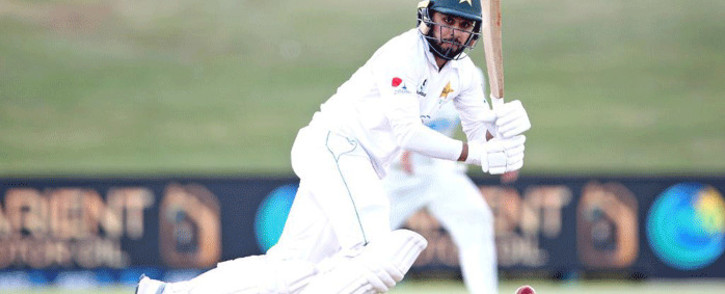 Pakistan's Faheem Ashraf saw a career-best of 91 on 28 December against New Zealand. Picture: @ICC/Twitter.
