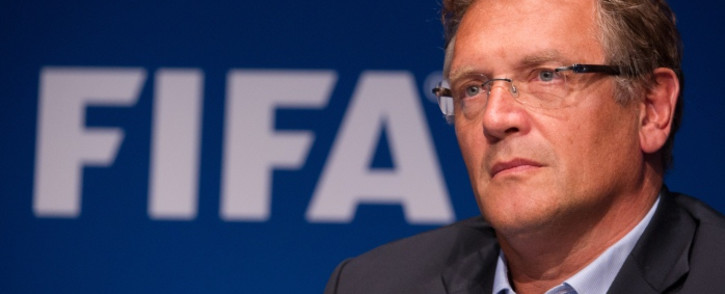 FILE: Former Fifa secretary general Jerome Valcke. Picture: AFP.