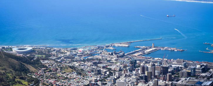 A view of the Cape Town CBD. Picture: Pixabay.com
